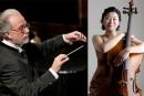"""Concerto Orchestra da Camera """"Città di Fondi"""" diretta dal celebre direttore d'orchestra francese Amaury Du Closel – violoncellista sud coreana Meehae Ryo"""