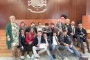 """Fondi,il cortometraggio """"Giovani senza pace"""" terzo classificato al concorso nazionale"""