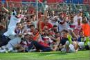 Calcio, Unicusano Fondi in finale di Coppa Italia Serie D