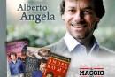 """""""Incontro con l'Autore"""", Giovedì 5 Maggio Alberto Angela al De Libero di Fondi"""
