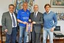 Finale Coppa Italia Serie D, l'augurio del Sindaco Salvatore De Meo