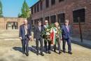 Fondi, il Sindaco De Meo in visita ad Auschwitz e quartiere ebraico Cracovia