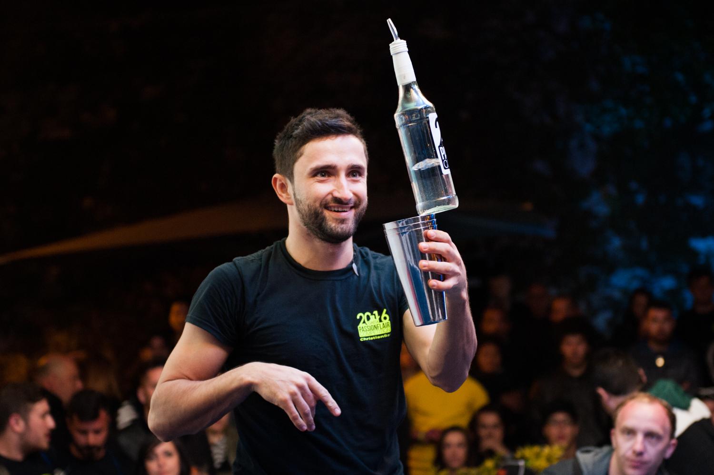 Il vincitore Alexander Shtifanov