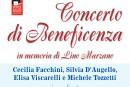Fondi, concerto di beneficenza in memoria di Lino Marzano