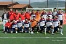 La Vis Fondi rende omaggio all'Unicusano per la vittoria della Coppa Italia