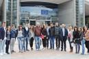 Fondi, dodici studenti meritevoli in uno stage gratuito a Bruxelles
