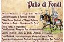 Festa Medievale: Sabato 25 e Domenica 26 Fondi rivive il Medioevo