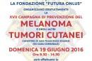 Fondi, XVII edizione della campagna di prevenzione del melanoma