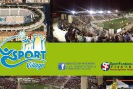 Al Via la 6^ Edizione del Fondi Sport Village: quando lo sport incontra il pubblico
