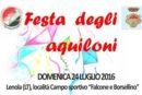"""Lenola, Domenica 24 Luglio: """"Festa degli Aquiloni"""""""