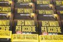 """Fondi, presentazione del nuovo romanzo di Francesco Caringella: """"Dieci minuti per uccidere"""""""