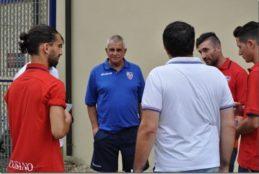 Fondi, i rossoblù al lavoro per la nuova stagione agonistica targata Lega Pro