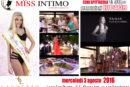 Questa sera, 3 agosto, Miss Intimo torna a Sperlonga, cena-spettacolo al Laghetto Living