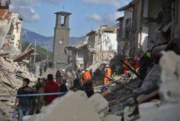 Fondi esprime grande solidarietà e vicinanza alle popolazioni colpite dal terribile sisma