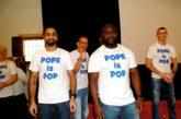"""Flash mob detenuti Ferrara: """"Con POPE IS POP il Papa ci ha regalato 2 ore di evasione"""""""