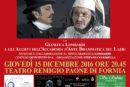 """""""CANTO DI NATALE"""", UN REGALO DI SOLIDARIETA'"""