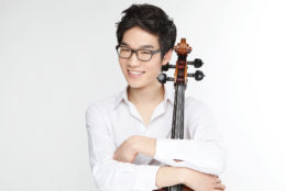 Italian International Cello Competition: il vincitore è il coreano Gunwoo Park