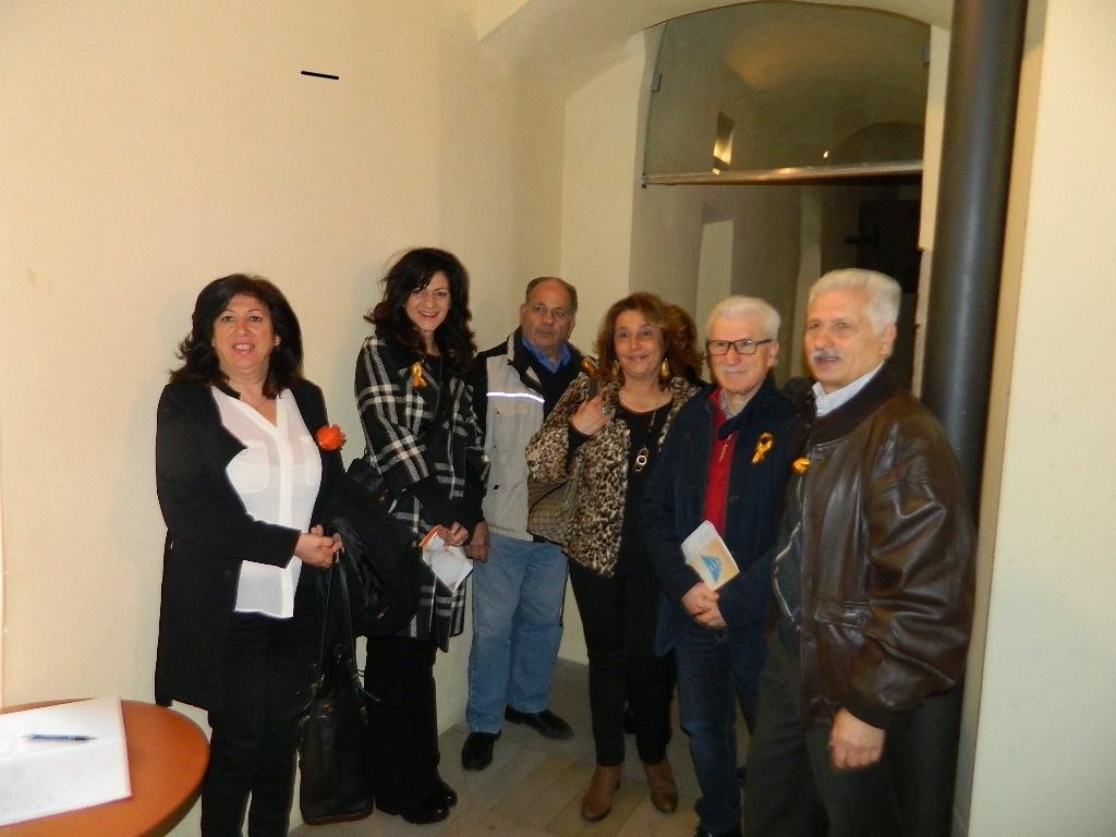 Inaugurazione mostra fotografica Obiettivo Donna ANDOS FONDI