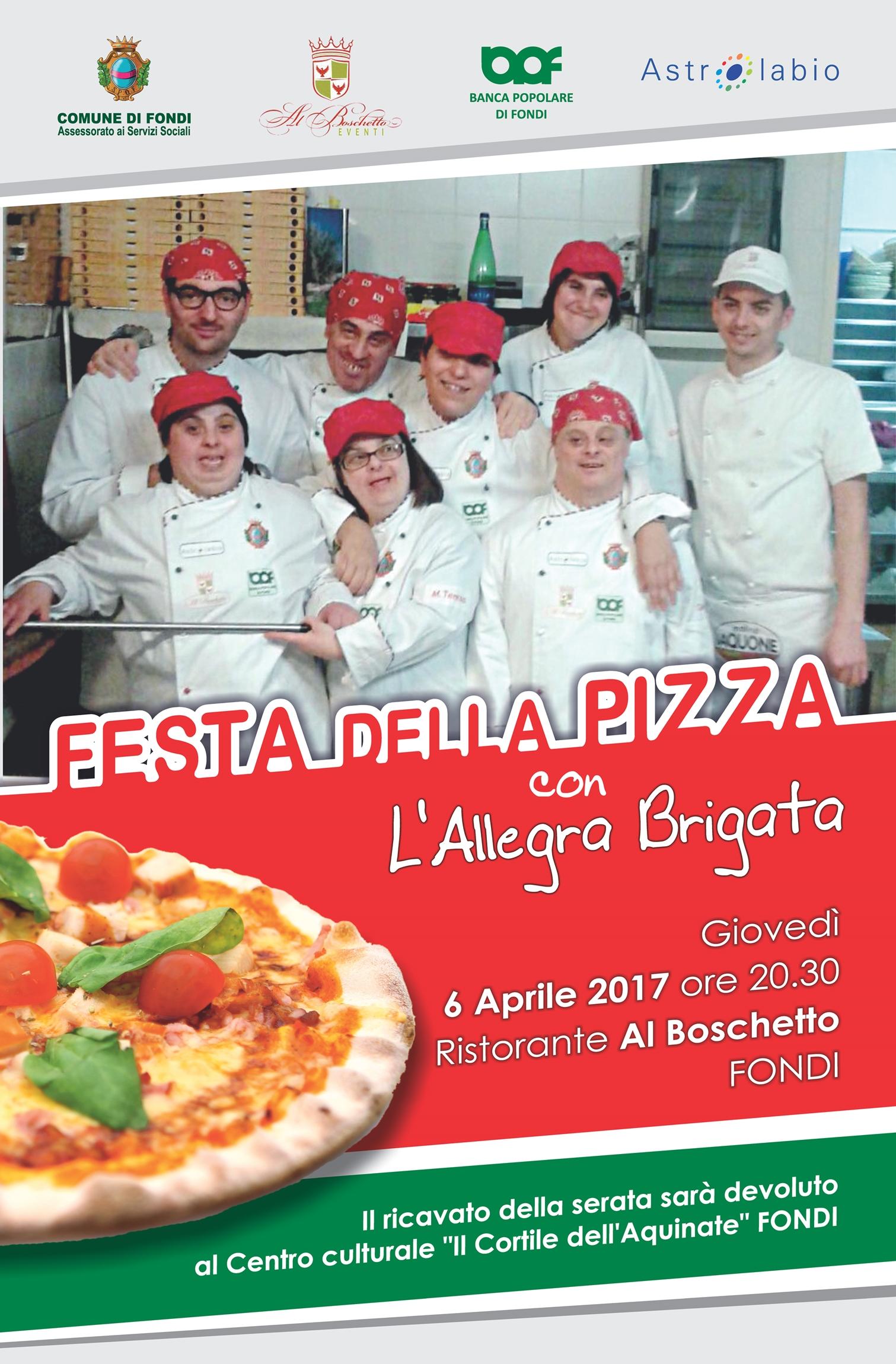LOC. Festa della Pizza 2017