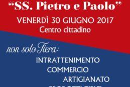 """Riapertura termini per la presentazione istanze fiera """"SS. Pietro e Paolo"""""""