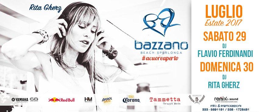 Bazzano Beach 30 luglio 2017