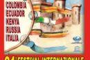 Da questa sera, lunedì 31 Luglio a mercoledì 2 Agosto, in Piazza Unità d'Italia, grande appuntamento con il XXXI Festival Internazionale del Folklore Città di Fondi
