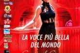 Merc 9 Agosto, Teatro all'aperto di Piazza De Gasperi a Fondi… la voce più bella del mondo canta il Cinema