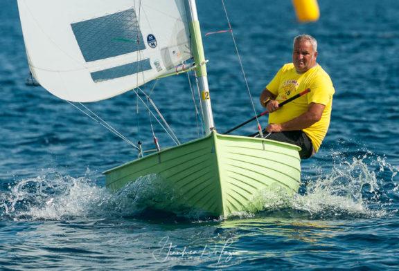 Enrico Negri vince l'82° Campionato nazionale dinghy 12′