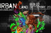 Al via Latina Tattoo Convention Urban Land: tre giorni di divertimento