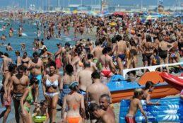 Estate 2017: quasi 40 milioni di italiani in vacanza