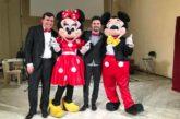 """Apprezzamenti da grandi e piccini per """"Disney Music Parade"""" in scena Fondi"""