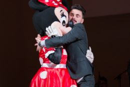 "Emozioni e applausi per ""Disney Music Parade"""