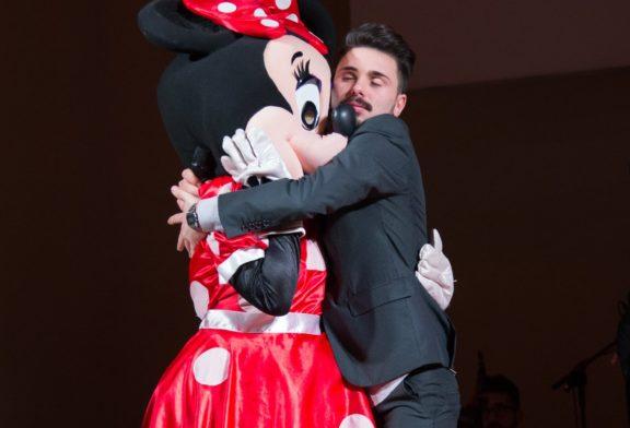 "Emozioni e applausi per ""Disney Music Parade"""