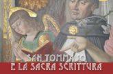 Domenica 28, festa di San Tommaso D'Aquino, a Fondi la conferenza di Mons. Vari Arcivescovo di Gaeta