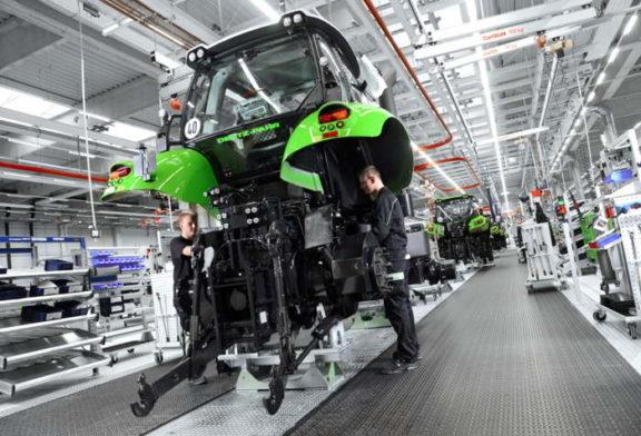 Agricoltori pontini a caccia di innovazioni: 100 imprenditori volano in Germania al Deutz Fahr Land