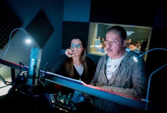 Masterclass con Massimo Lopez e Monica Ward: arrivano a Fondi i doppiatori dei Simpson