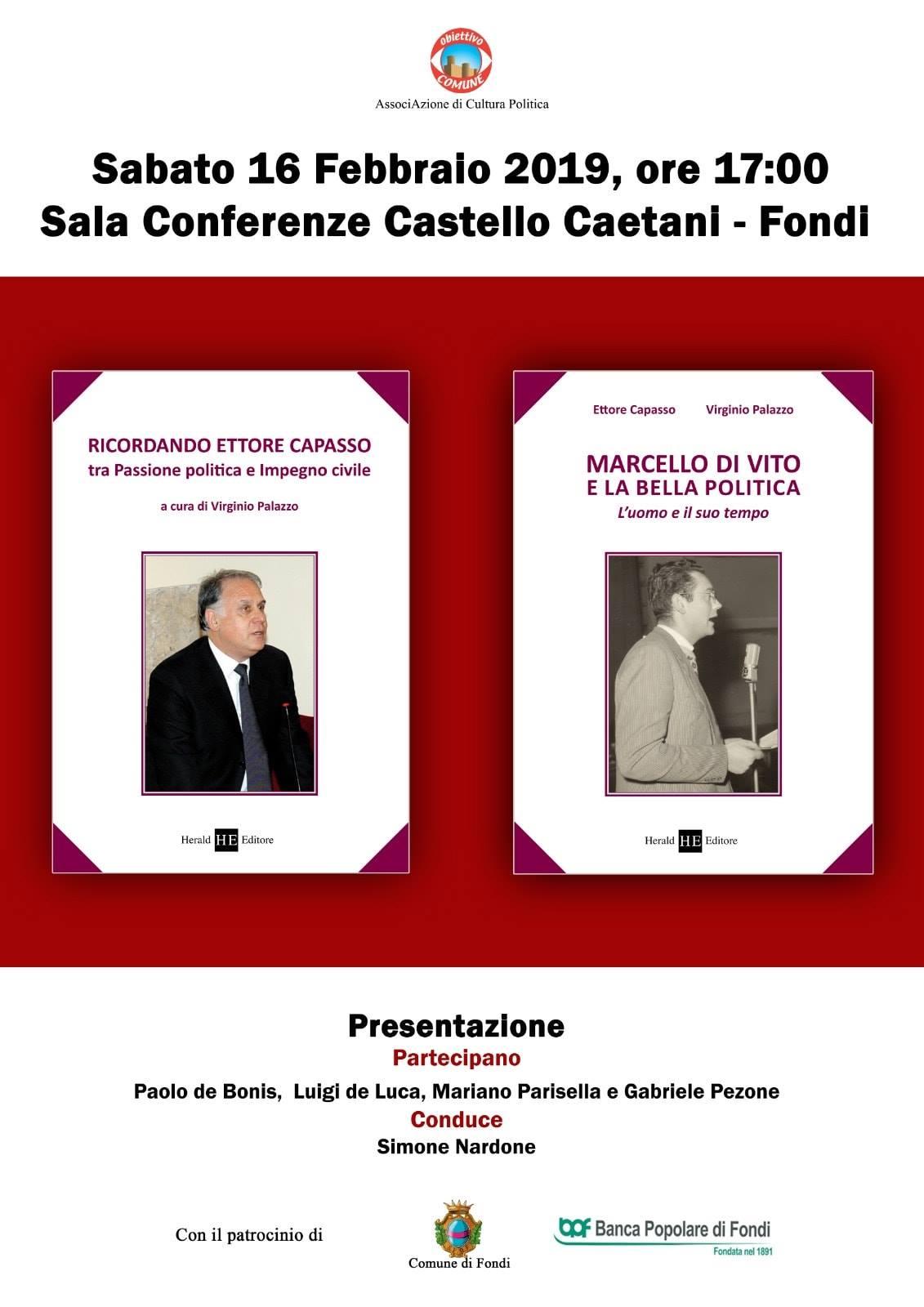 Presentazione libri_Marcello Di Vito e Ettore Capasso - Copia