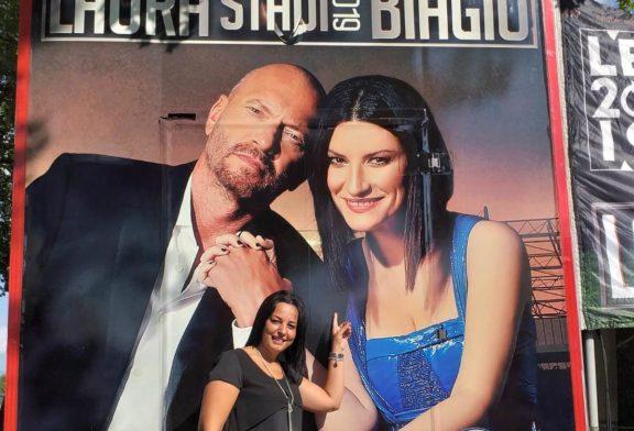"""Antonacci e Pausini in concerto: Simona Capuano nel team di """"Al Pacino service look maker"""""""