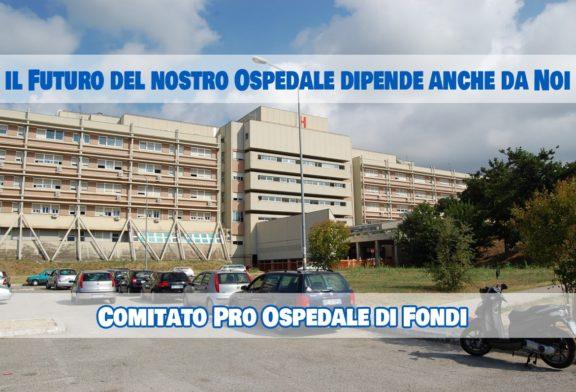 Situazione critica per l'Ospedale di Fondi e manifestazione di protesta
