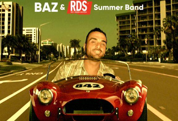 Una canzone per riscrivere il futuro: BAZ, RDS e Save the Children insieme