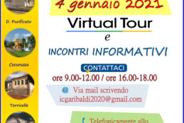 I.C. GARIBALDI FONDI – VIRTUAL OPEN DAY 2020-21