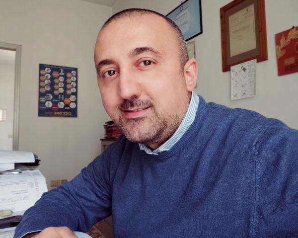 Francesco Ciccone Consigliere Comunale di Fondi Vera