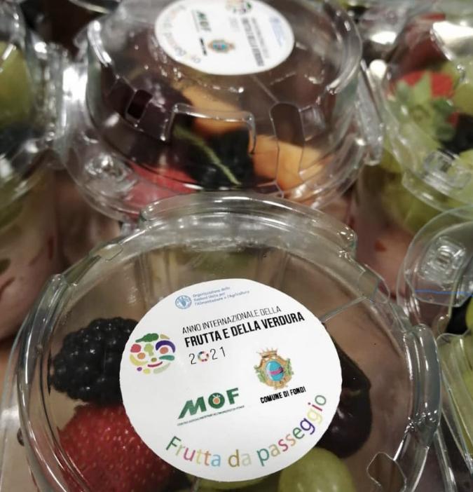frutta da passeggio