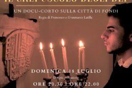 """""""Il crepuscolo degli Dei"""", domenica 18 luglio al Castello doppia proiezione dell'ultimo cortometraggio dei fratelli Latilla"""