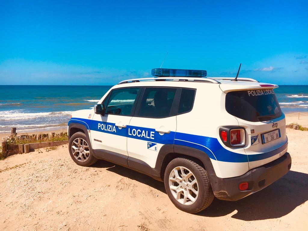 polizia locale mare