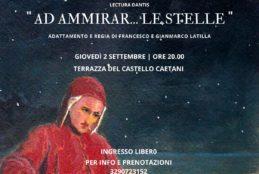 """""""Ad Ammirar… le stelle"""", i fratelli Latilla tornano ad omaggiare Dante"""