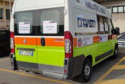 Campagna vaccinale itinerante, nuova tappa del camper della Asl a Fondi