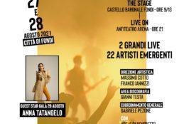 Il 27 e 28 agosto torna a Fondi il Summer Day, artisti emergenti, live in Piazza De Gasperi e sharing experience al Castello – Special guest Anna Tatangelo