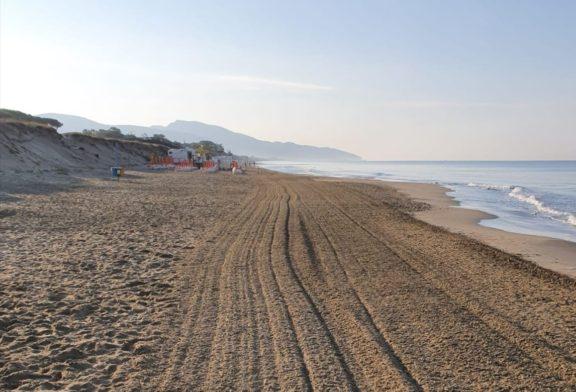 Maxi sanificazione in arrivo sulle spiagge fondane