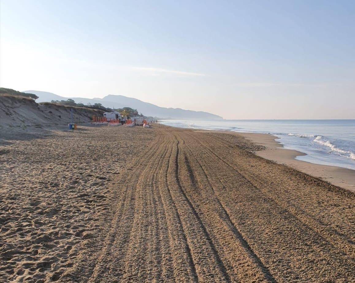 spiaggia di Fondi